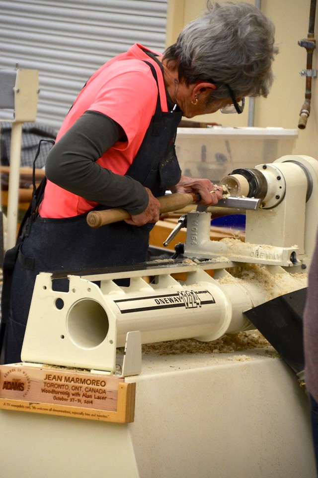 Woodturning w Lacer [Oct'14] 55
