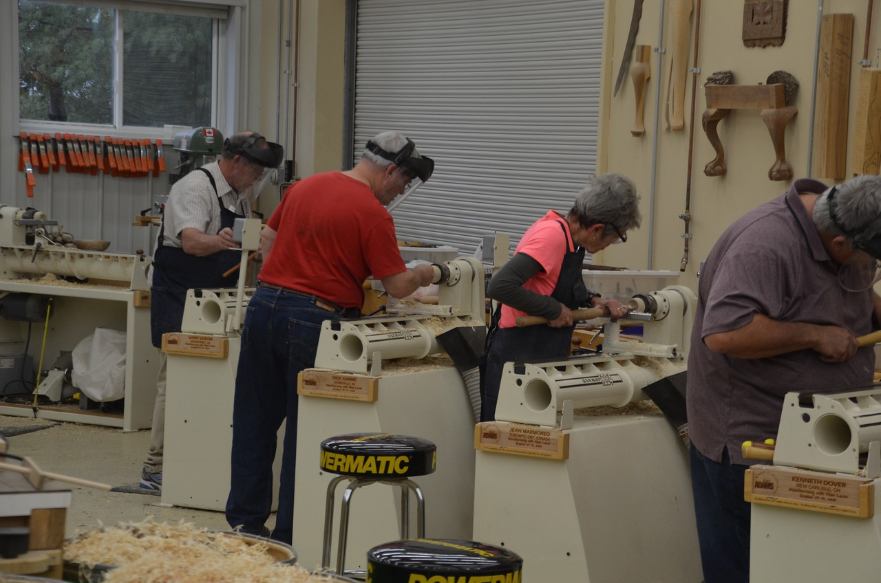 Woodturning w Lacer [Oct'14] 54