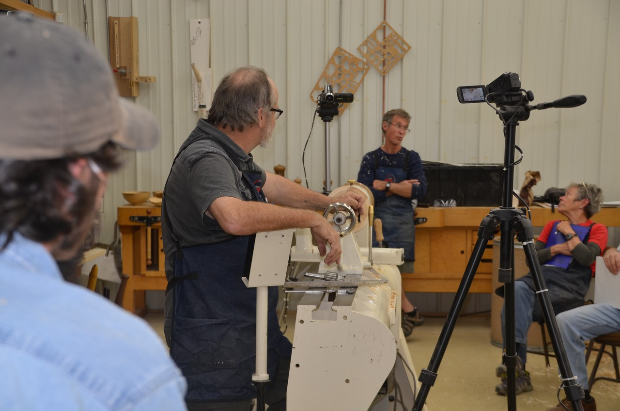 Woodturning w Lacer [Oct'14] 34