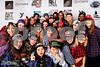 RAW Elementz posing on ArtBattles U's red carpet!