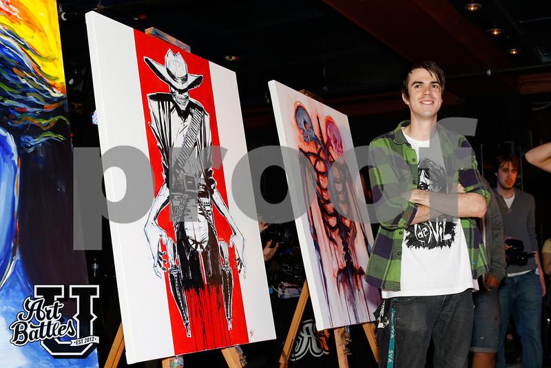 SVA - Josh Hixson of Red Crow Comics and Illustrations