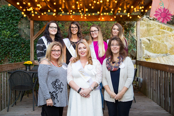 Meghan's Bridal Shower