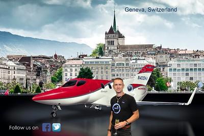 Geneva by private jet
