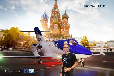 Moscow by Jet