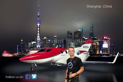 Shanghai China by Jet