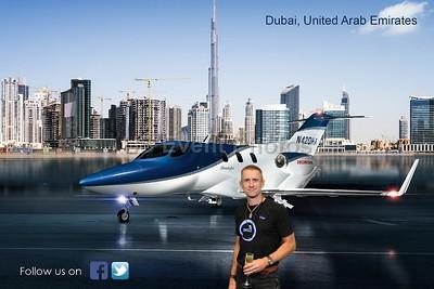Dubai by Private Jet