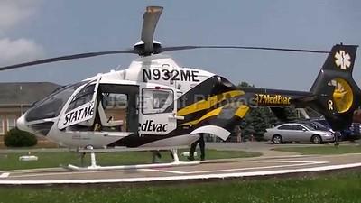 Medivac Hellicopter