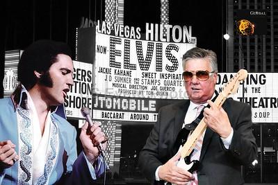 Elvis at Hilton Las Vegas