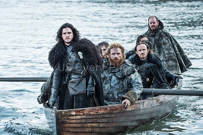 HBO Game of Thrones Boat