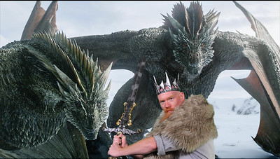 Game of Thrones Dragon 4