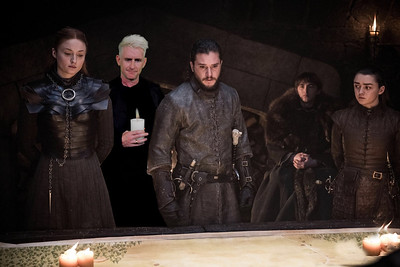 War Council Game of Thrones