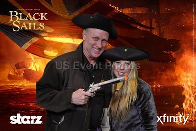 Starz Black Sails