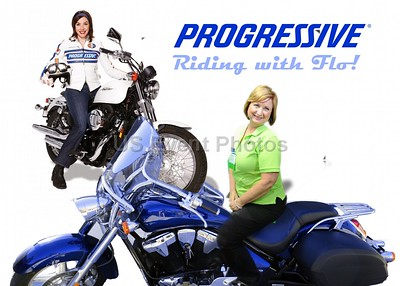 Progressive insurance Flo 3
