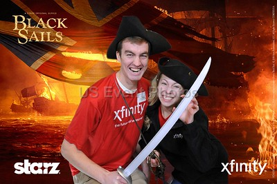 Starz Black Sails 4
