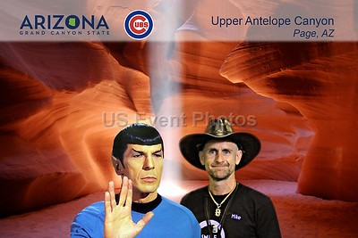 Spock any background