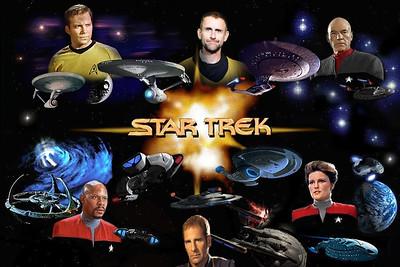 StarTrek Captains