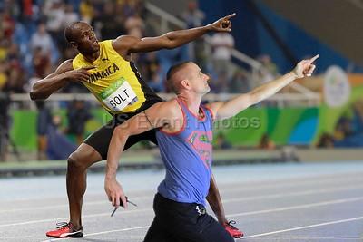 Running / sprinting
