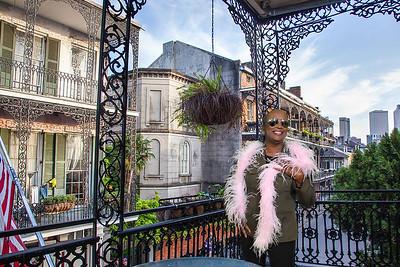 New Orleans Balcony 3