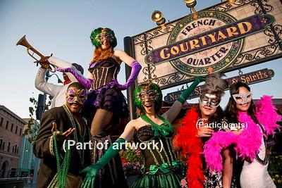 New Orleans Mardi Gras 3