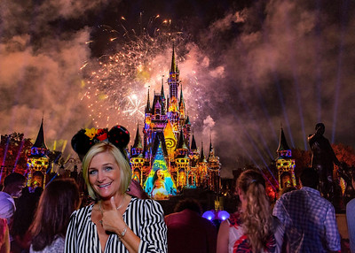 Orlando Disney Castle 2
