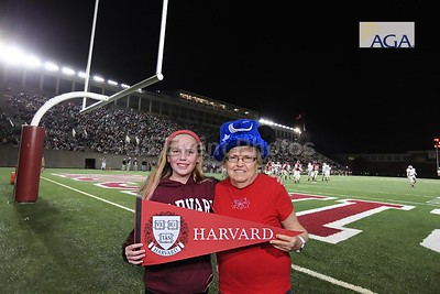 Boston Harvard Football