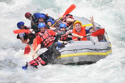 White Water Rafting Colorado River