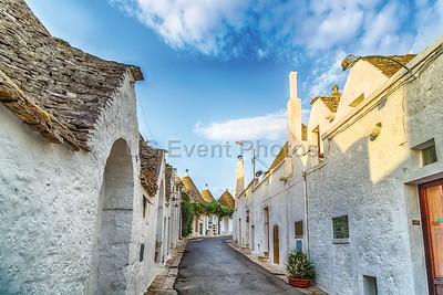 Italy Alberobello Italian Village