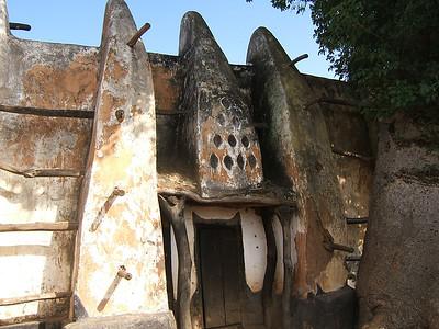 Africa Ghana larabanga mosque