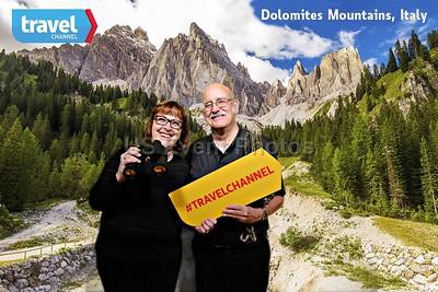 italy dolomite mountains