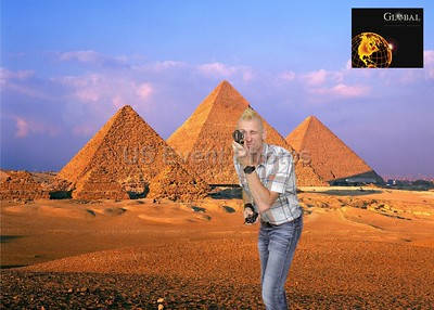 Egypt Great pyramids giza