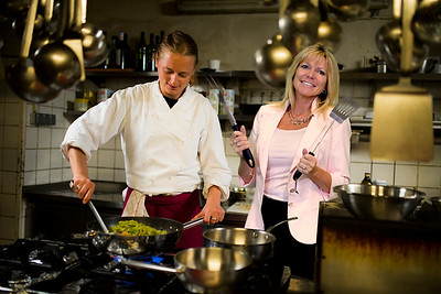 River Cruising Cooking
