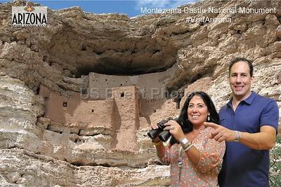 Arizona Montezuma Castle national Park
