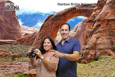 Arizona Rainbow Bridge national monument