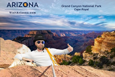 Arizona Grand Canyon Climbing
