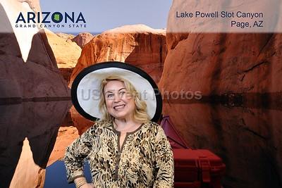 Arizona lake Powell Slot Canyon 1