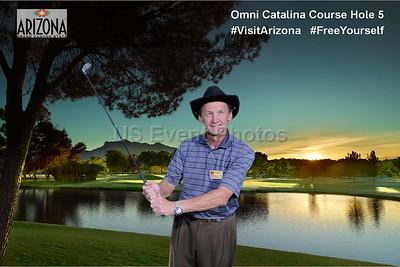 Arizona Omni Catalina Course Hole 5