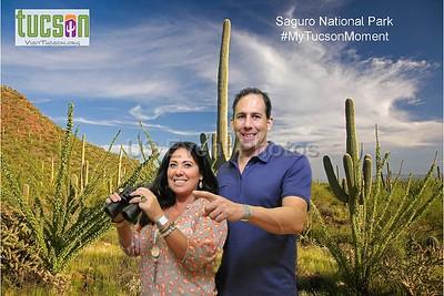 Arizona Saguro national park