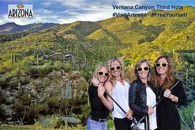 Arizona Ventana Canyon Third Hole