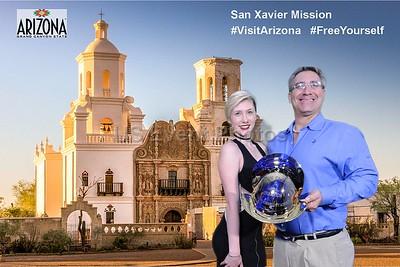 Arizona San Xavier Mission