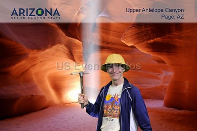 Arizona Upper Antelope Canyon 1