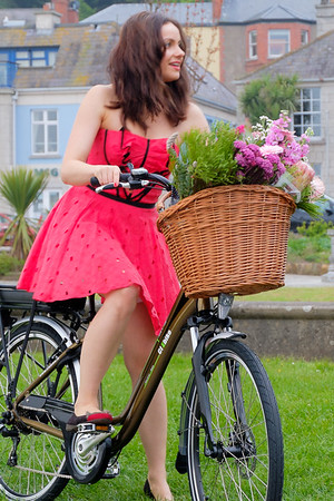 Electric Bike - Sam Keegan