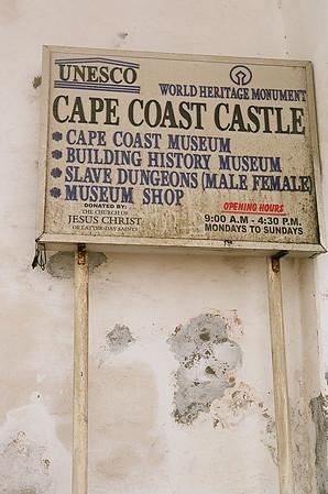 Cape Coast Castle Museum, Ghana
