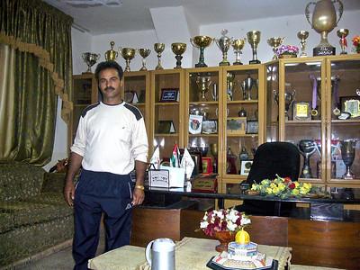 Baqa'a Boxing Club, Baqa'a, Jordan