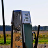 Gas station pump retired off of HWY 6 East