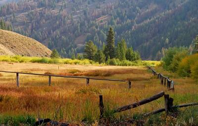 Sun Valley, Idaho Landscapes