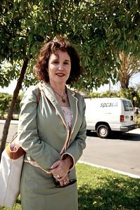 Madeline Bernstein, President of the SPCA-LA