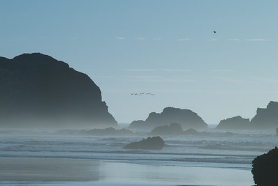Bandon Beach, Oregon