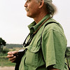 Craig Sholley of the African Wildlife Foundation in Serengeti National Park, Tanzania