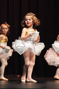 2016-12-12 Little Aili had her Christmas dance recital tonight. It was a short dance but at least Aili was right up front and was her typical self with big smiles and confidence. She is so cute and mature. So fun to watch her grow up and be so active given she has had two open heart surgeries.