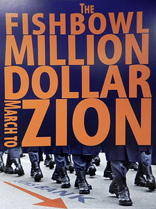 2011/12/7 – We have these posters all around the office. Rick, my designer made them. We borrowed $1 million dollars from Zions Bank nearly six months ago as a down payment to buy our company back from our investor. The first payment is due December 20th, but we plan on all marching into Zions on the 20th with a million dollar check to pay off the loan completely. It will be a big day for us.